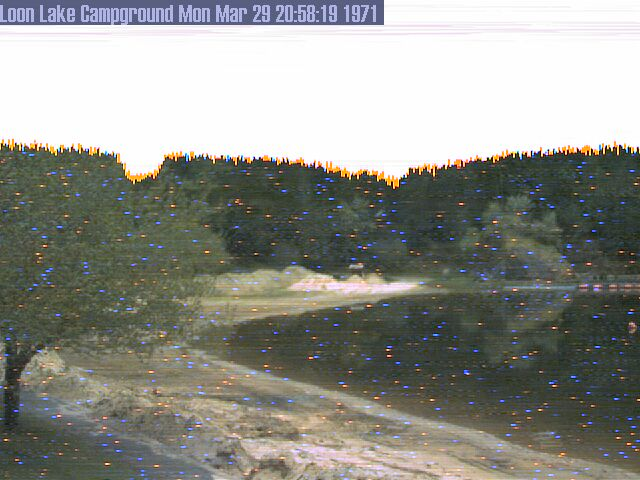 Loon Lake Campground - Click to View Current Weather Conditions